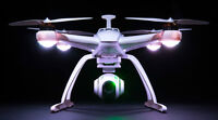 Chroma™ Camera Drone with 4K CGO3 and ST10+