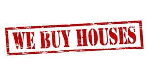 ****We buy houses! AS IS WITH NO CONDITIONS****