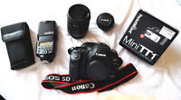 Canon 5D Mark II - Never Used!