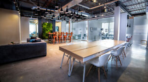 Work At The Populace -  Private Offices & Coworking Available
