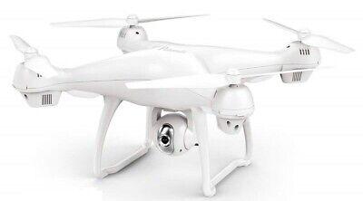 DRONE Potensic con GPS e Telecamera 1080P Potensic T35. Aperto, mai usato!