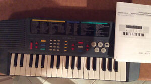 Clavier portable electronic