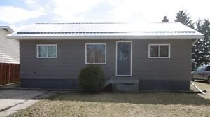 Two bedroom home in Melfort !