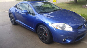 2006 Mitsubishi Eclipse GT Coupe (2 door) Low Km's.Accident free