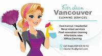 AFFORDABLE HOUSE CLEANING  ...............short notice OK