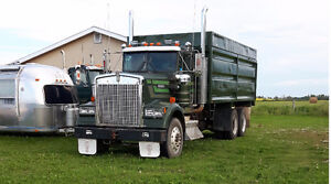Silage Truck and Driver for Hire