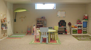K's Little Blossoms Dayhome in Devon has opening!