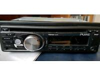 Dab car stereo cd player