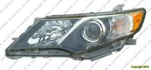 All Makes and Models Head Light Headlight Driver Side Left Side