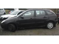 BREAKING 2002 FORD FOCUS 1.8 DIESEL - NO TEXTS PLEASE - NEWRY / ARMAGH
