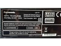 Panasonic 37 Inch Widescreen 1080p Full HD LCD TV- With Freeview