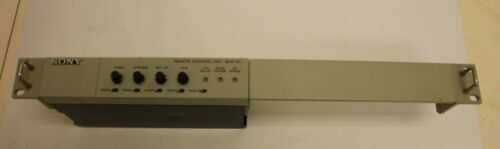 Sony Remote Control Unit BVR-50 Rack Mount
