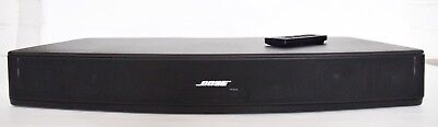Bose Solo 10 TV Sound System 1-generation with Remote and Wiring