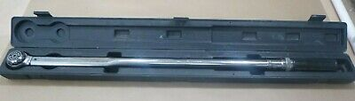 K-d Tools 2953 34 Drive Usa Torque Wrench 100-600 Ft Lbs 830nm 41 W Case