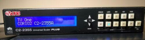 TVONE C2-2355A Plus HD/SDI Universal Scaler PLUS