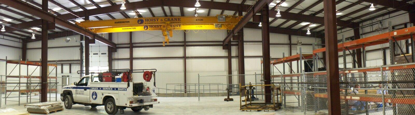 Hoist and Crane