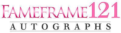 Fameframe121 Autographs