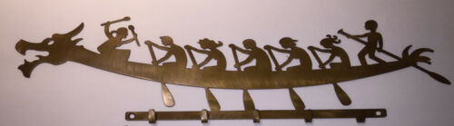 Dragon Boat - medal wall hanger - new, unique, coed, trophy, award