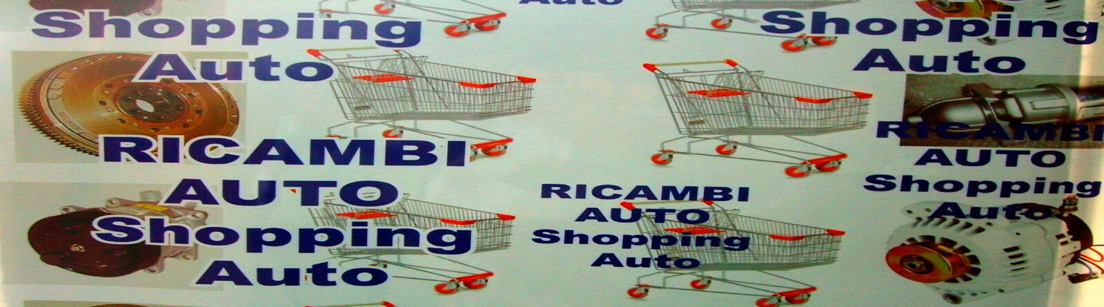 Shopping Auto _ Ricambi On-Line