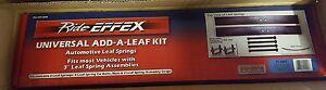 Add-A-Leaf Rear Short 99-16 Ford F250/ F350 3 inch wide.  1-3 inch lift