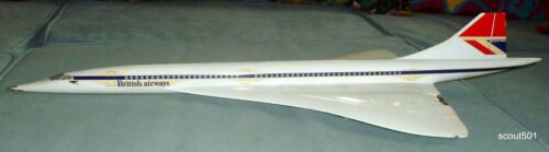 British Airways Concorde Space Models Limited of Feltham, Middlesex Display