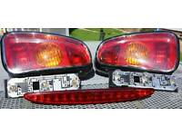 Pair of UNUSED rear light clusters for BMW Mini.