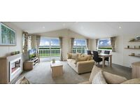 BEAUTIFUL NEW LODGE FOR SALE AT SANDY BAY HOLIDAY PARK - SITE FEES INCLUDED - 12 MONTH SEASON
