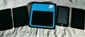 5 tablets spares or repair