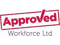 Telehandler Required - Sunderland - Immediate Start - Call Approved Workforce