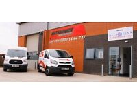 Trainee Automotive Glazing Technician (Leicester/ Nottingham/ Derby) (Windscreen Technician)