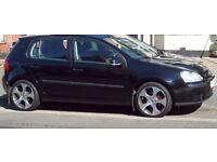Volkswagen Golf mk5 1.9 tdi se, Black,