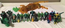 Green Lantern collection