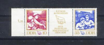 Kongress des Freien Deutschen Gewerkschaftbundes (FDGB)