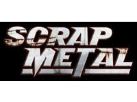 WANTED SCRAP METAL AND ECT..