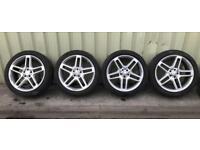 Mercedes GLK AMG Alloy Rims & Tyres