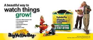 SAVE $20 NOW - BigYellowBag - Garden Soil-Fir Mulch