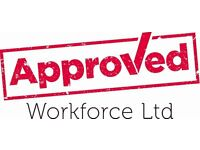 Labourers required – Immediate start – Hull – Call Approved 01132026059.