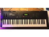 Yamaha SY55 synthesiser workstation 61 keys VGC.