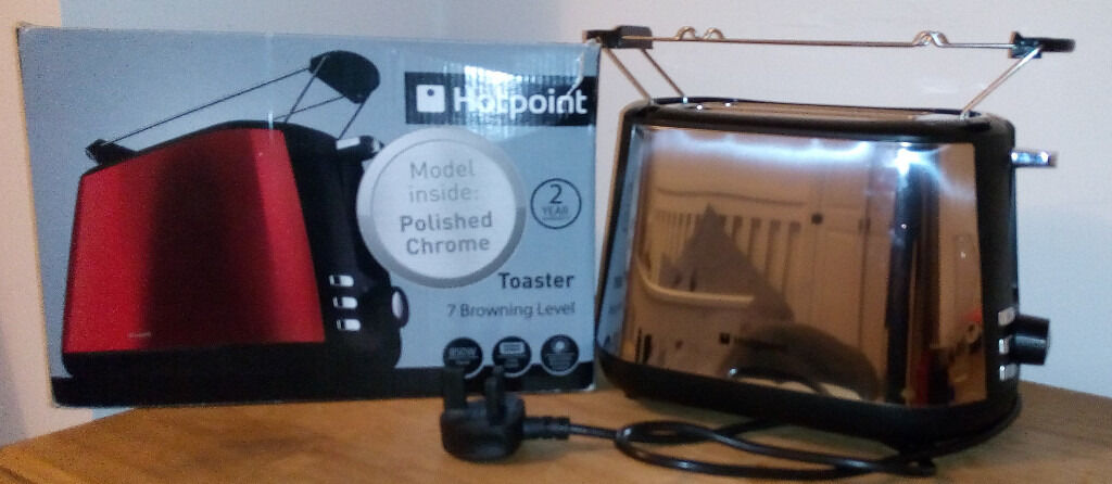 2 Slice Toaster - Hotpoint My Line 850 W