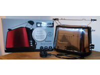 2 Slice Toaster - Hotpoint My Line 850 W