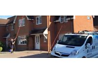 Window Cleaning - Lawn Mowing - Man with Van - Painting. Fantastic service is guaranteed