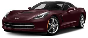 2017 Chevrolet Corvette Stingray LOW KMS! ONE OWNER, ACCIDENT...