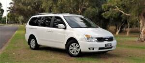 2014 KIA Grand Carnival VQ, S Wagon 8 Seater, Auto 6 speed 3.5i Welshpool Canning Area Preview