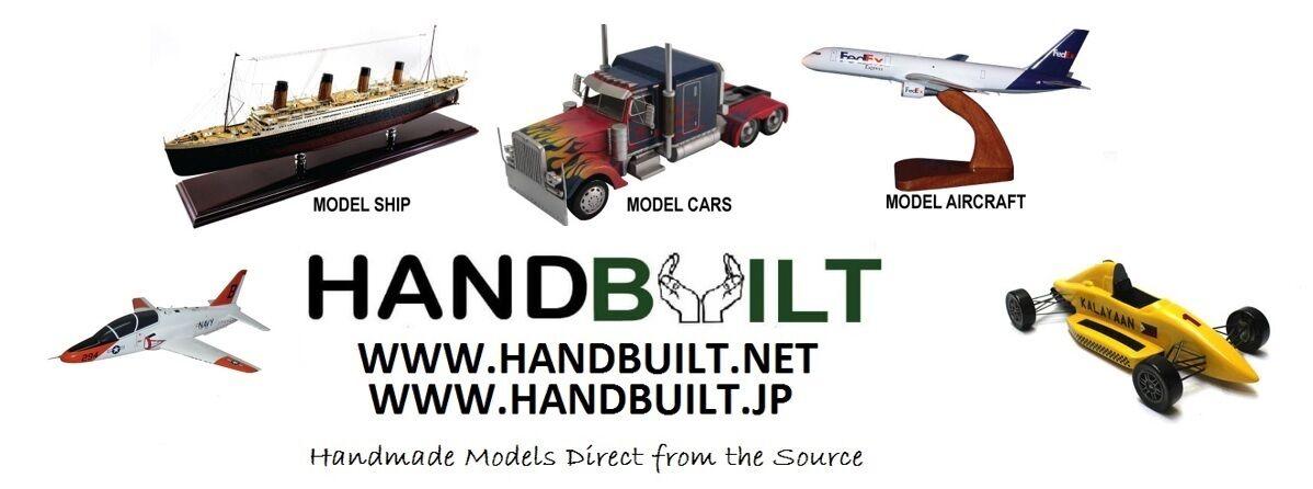 Handbuilt Models