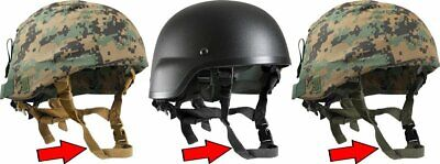 Tactical MICH Helmet Strap Military Replacement Helmet Chin Strap Mich Helmet Straps