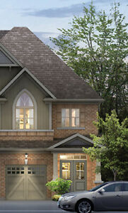 Modern Bowmanville, Oshawa townhouses for sale now on Assignment