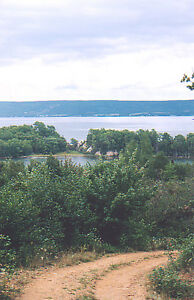 Waterfront Acreage on Bras d'Or Lake in Cape Breton, Nova Scotia