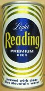 Reading Beer Can