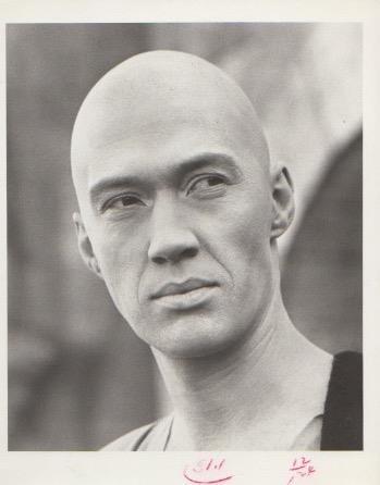 """David Carradine """"Kung Fu"""" TV Still"""