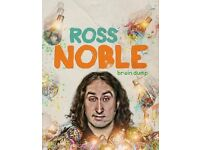 URGENT | 25% OFF | tomorrow | Comedy | Ross Noble | 2 Tickets | Manchester | The Lowry,Salford Quays